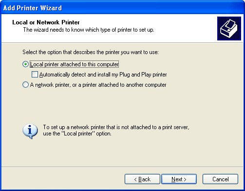HP 1022n printer setup